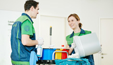 Objektbetreuung für Hausverwaltungen vom Maschinenring