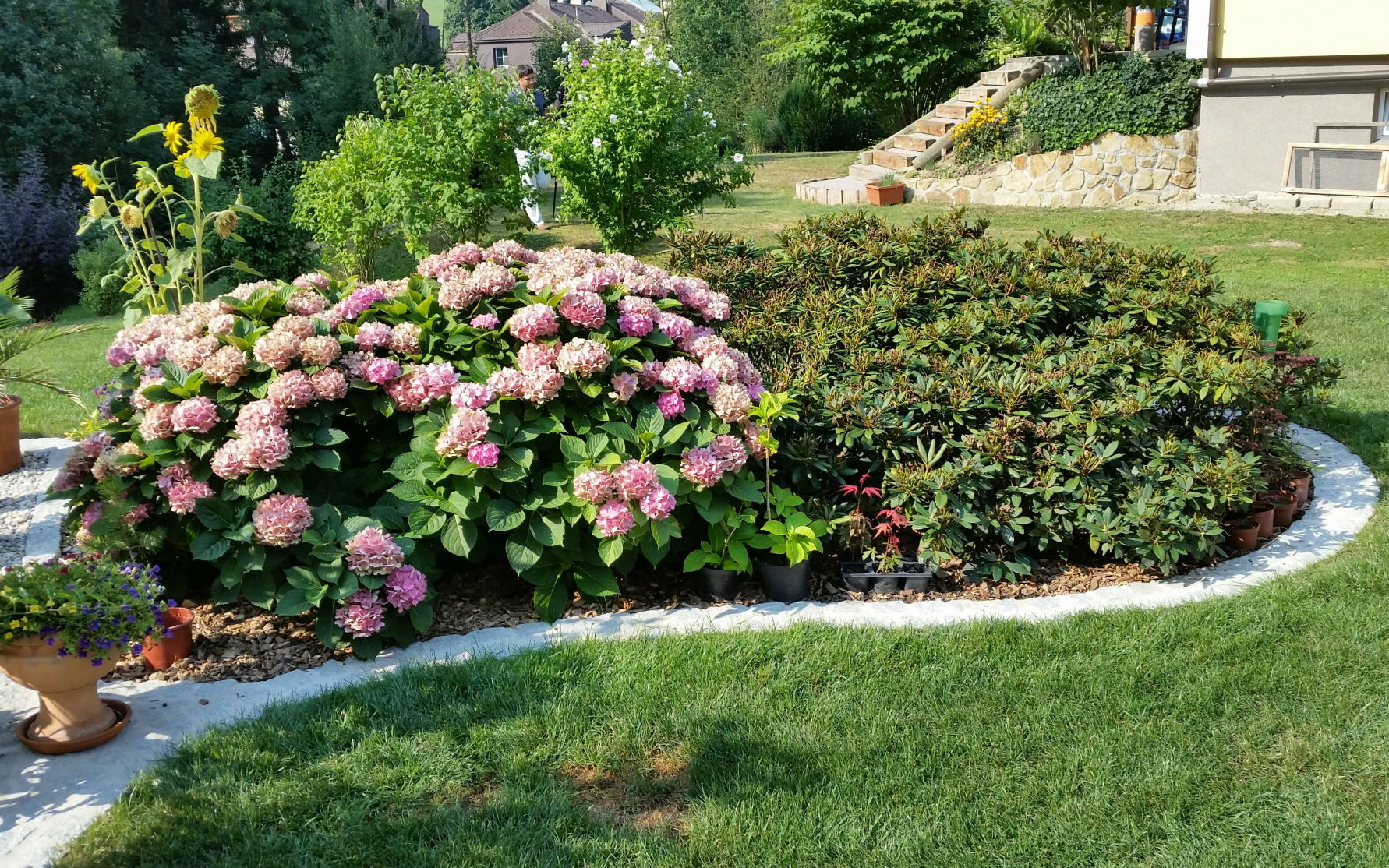 Gartengestaltung maschinenring erlauftal for Gartengestaltung 1230 wien