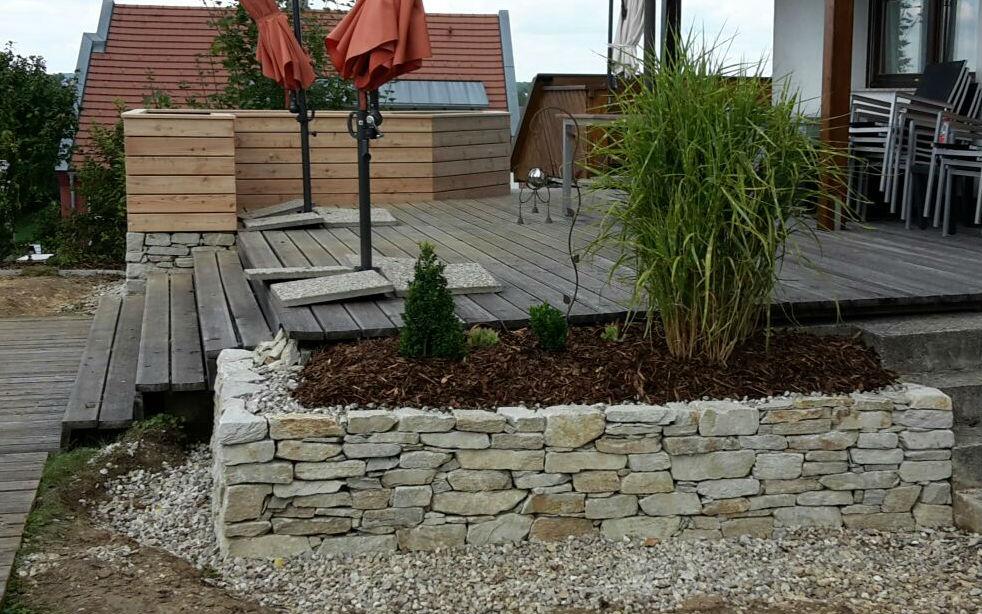 Gartengestaltung maschinenring erlauftal - Gartengestaltung hochbeet ...