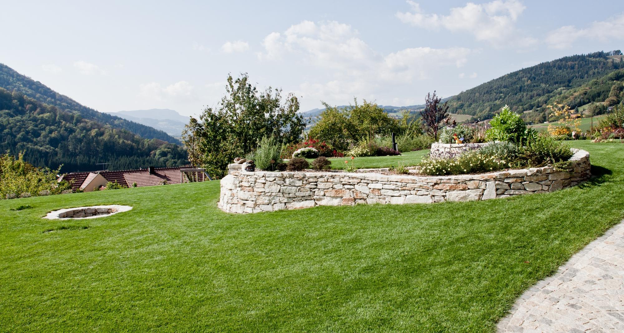 Der barrierefreie und pflegeleichte Garten
