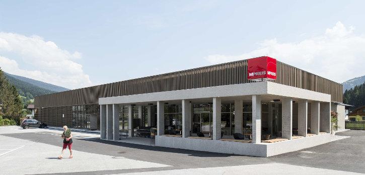im einsatz f r den modernen nahversorger supermarkt mpreis betreuung von 13 filialen. Black Bedroom Furniture Sets. Home Design Ideas