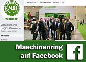 Maschinenring auf Facebook