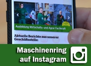 Maschinenring auf Instagram