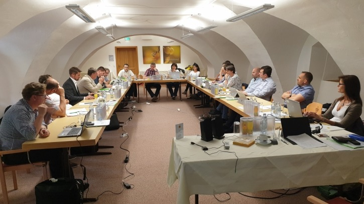Maschinenring Geschäftsführerkonferenz