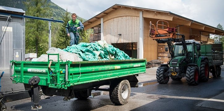 Agrarfoliensammlung Maschinenring Tirol