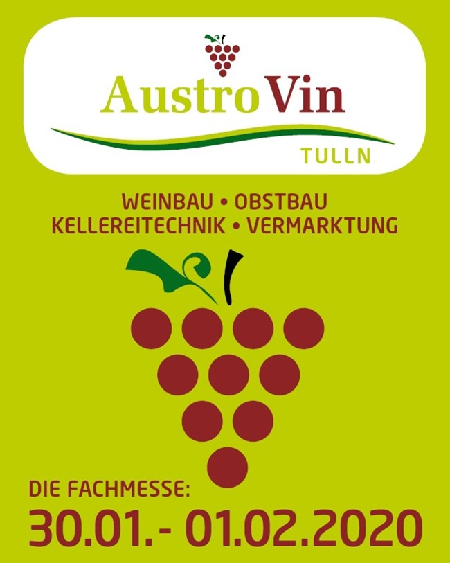 Fachmesse für Weinbau, Obstbau, Kellereitechnik und Vermarktung