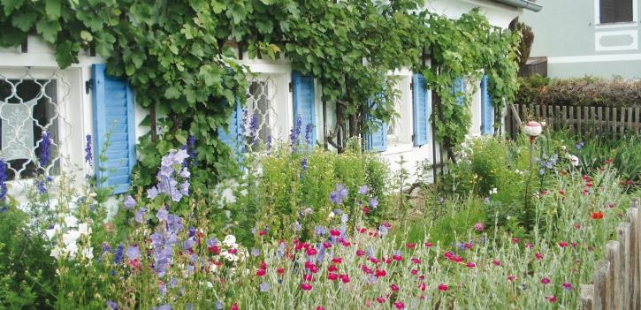 Naturnahe g rten maschinenring vorarlberg landesverband for Gartengestaltung naturnah