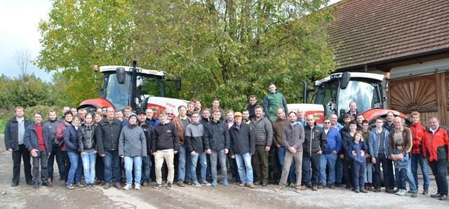 Gruppenfoto TG Wallern