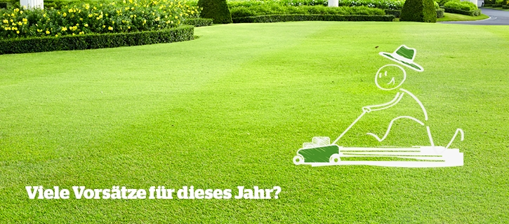 Gartengestaltung und Grünraumpflege Maschinenring Kitzbühel