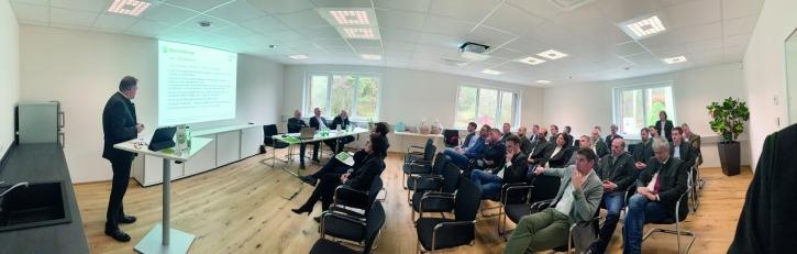 Generalsversammlung der MR-Service Kärnten eGen