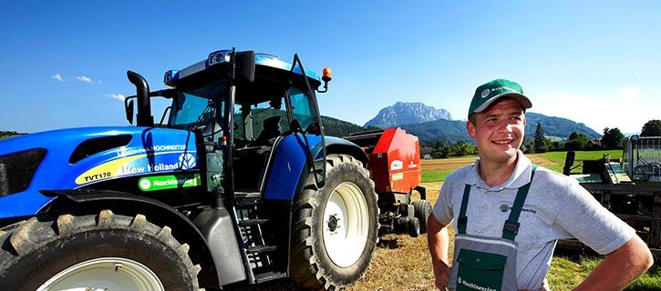 Maschinenring - Flexible Zuverdienstmöglichkeiten für Landwirte