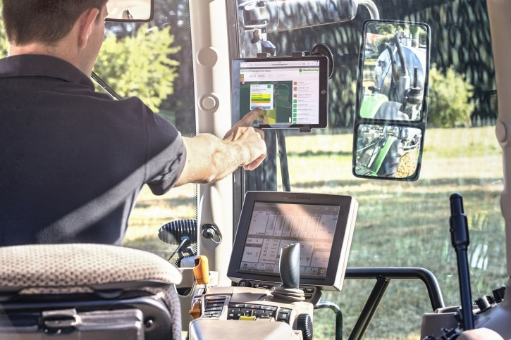 Maschinenring Mobil RTK Signal