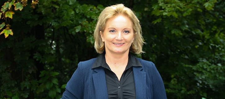 Mag. Gertraud Weigl - Neue Geschäftsführerin der MRPS
