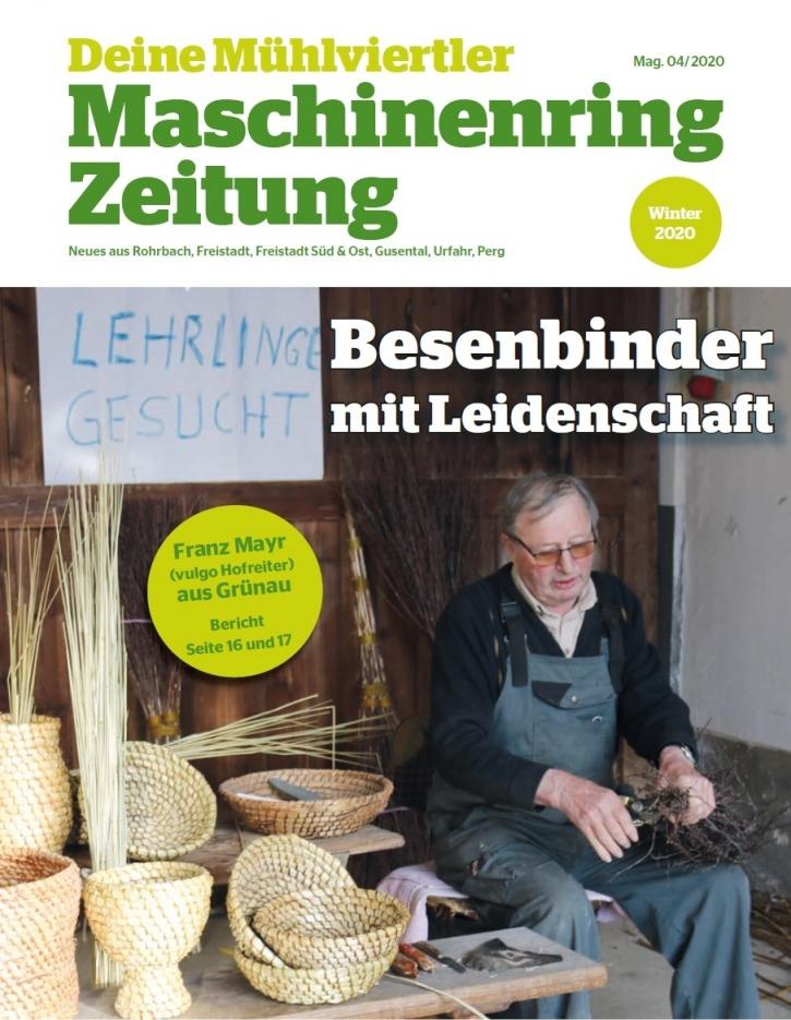 Titelblatt Winter 2020