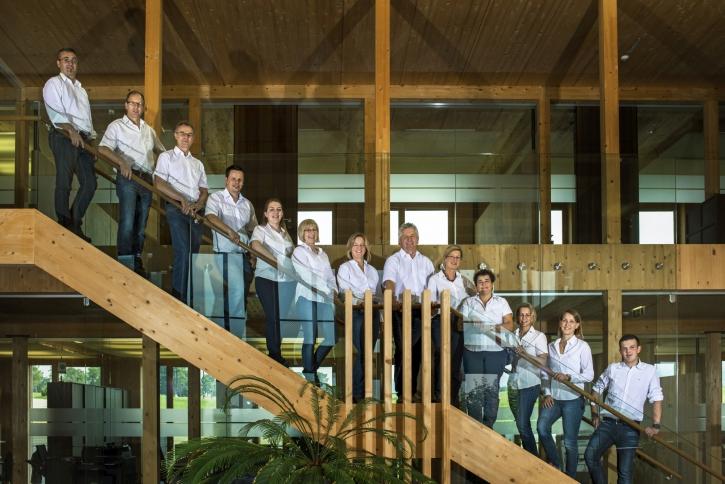 Das Team vom Maschinenring Vöcklabruck