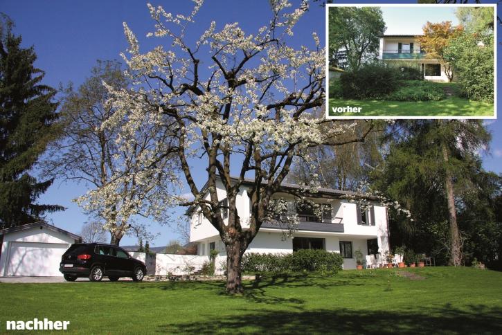 Gartengestaltung-Vorher-Nachher-Maschinenring