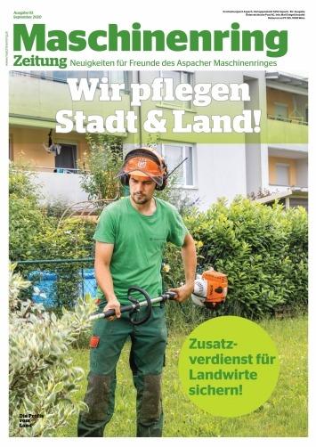 MR Zeitung September 2020