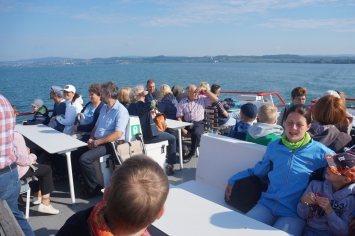 MR Ausflug Bodensee 17. - 19. August 2015