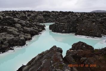 Island - Reise