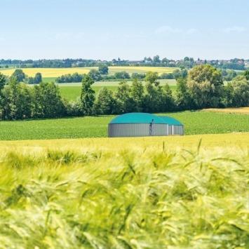 Umweltschonende Herstellung, Lagerung und Ausbringung von Düngemitteln aus hofeigener Produktion mit den NährstoffDepots.