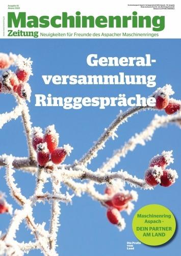 MR Zeitung Jänner 2020