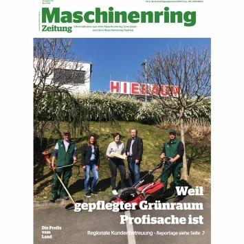 Maschinenringzeitung Mai 2021