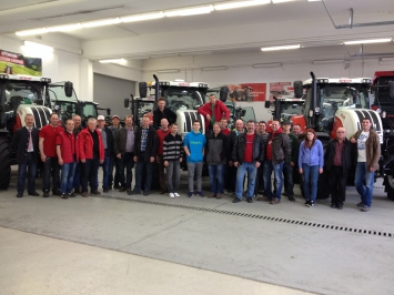 CVT Traktoren Gr.Meinharts & Kleinotten