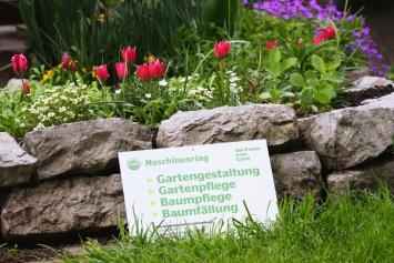 Gartengestaltung-Tafel-Mauer-Maschinenring