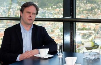 Geschäftsführer Mag. Hannes Ziegler