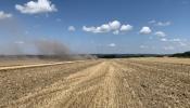 Verwertung und Ausbringung von Pflanzenasche auf agrarischen Flächen