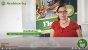 Birgit Dickinger, Bäuerin, arbeitet beim Maschinenring Kremstal-Windischgarsten