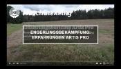 Engerlingsbekämpfung: Erfahrungen Artis Pro