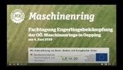 Fachtagung Engerlingsbekämpfung 2019