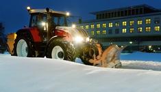 Winterdienst Basispaket Sicherheit vom Maschinenring