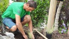 Gartengestaltung für Gemeinden vom Maschinenring