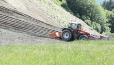 Landschaftsbau vom Maschinenring