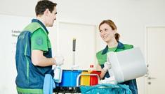 Hausbetreuung Objektbetreuung Maschinenring