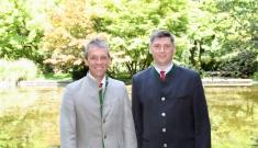 Bundesobmann und Stellvertreter Maschinenring Österreich