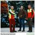 Ein gutes Team im Einsatz: Christoph Hubmann, Martin Winkler, Christian Schupfer
