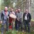 Forstservice Tirol bietet Forstdienstleistungen, wie die Zapfenernte