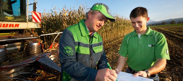 Preisempfehlung für die Landwirtschaft –Maschinenring
