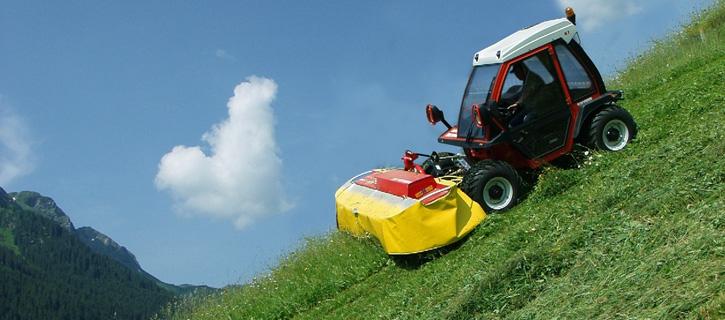 Vermittlung agrarischer Dienstleistungen durch den Maschinenring
