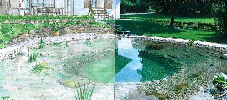 Planung und Beratung Gartengestaltung Maschinenring