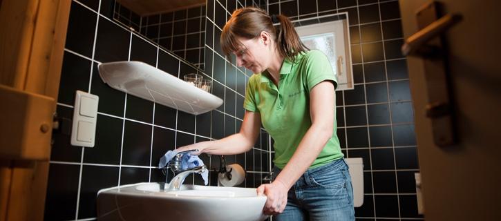 Hausbetreuung durch den Maschinenring
