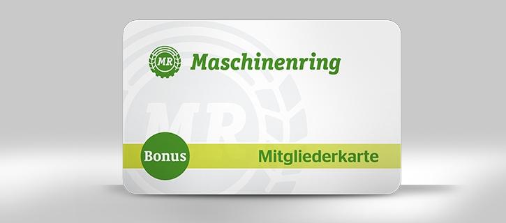 Mitgliederkarte Maschinenring
