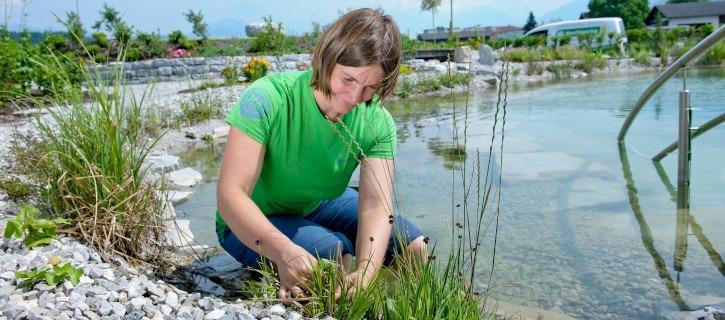 Gartengestaltung und Grünraumpflege vom Maschinenring Salzburg