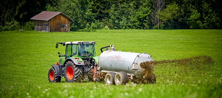 Maschinenring-Mitglied Landwirtschaft