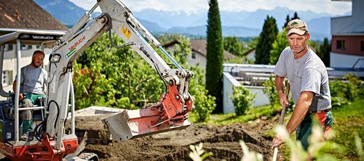 Gartenpflege Vorarlberg