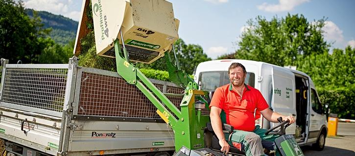 Grünraumpflege Vorarlberg
