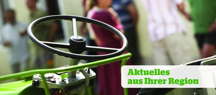 Traktor Maschinenring Klagenfurt